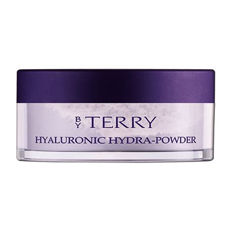 by terry hyaluronic hydra powder a veil for for flawless looking skin by terry hyaluronic hydra powder gwp elevense by terry