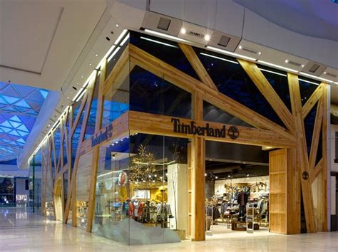 New Supermarket Design timberland new store design in