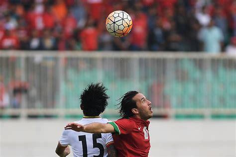 jadwal timnas indonesia jadwal prediksi timnas indonesia u 22 vs thailand hari