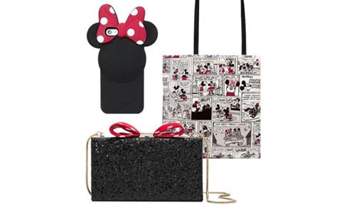 Tas Wanita Minnie Mouse kate spade new york for minnie mouse collection jual tas