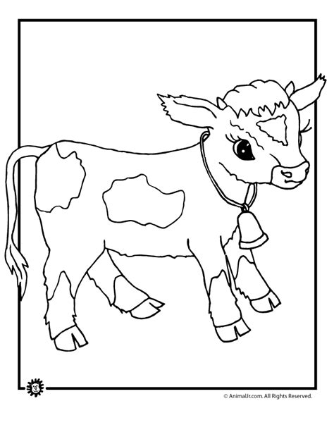 cute farm animals coloring pages baby farm animals coloring pages coloring home