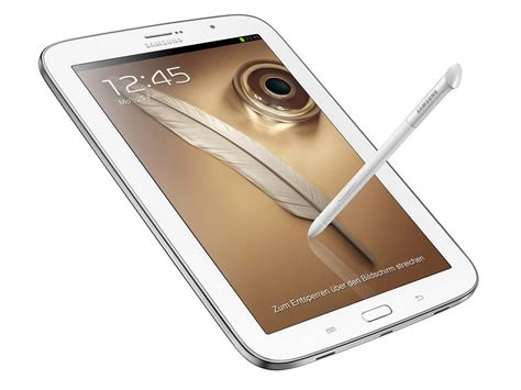 Samsung Galaxy Note 8 0 samsung 8 zoll tablet galaxy note 8 0 mit umts ab ende april f 252 r 600 notebookcheck news