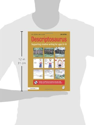 descriptosaurus supporting creative writing for ages 8â 14 books descriptosaurus supporting creative writing for ages 8 14