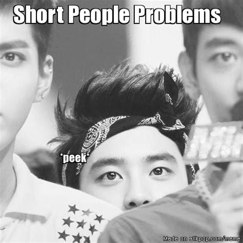 Short Biography Of Exo | aw squishy kyungsoo and giants minho and kris don t