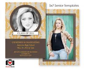 free card templates for photoshop free graduation photoshop templates