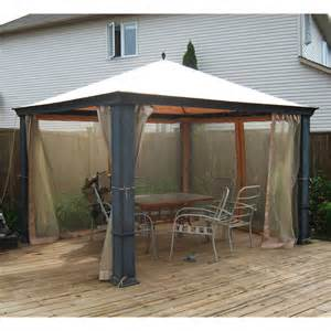 Gazebo 8x8 Rona by Rona Gazebo Canopy Replacement Garden Winds Canada
