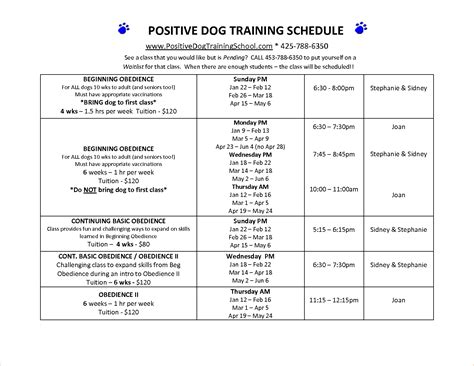 schedule for puppy puppy schedule template hatch urbanskript co