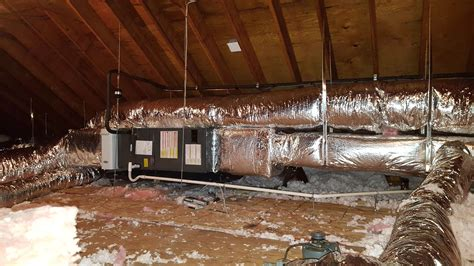 Attic Air Conditioner - attic central air conditioning units attic ideas