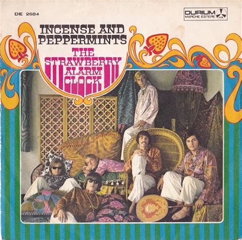 the number ones the strawberry alarm clock s incense and peppermints stereogum