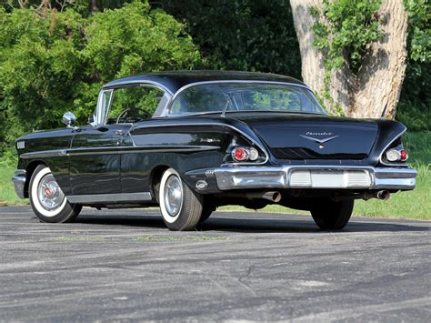 1958 chevrolet bel air 1958 chevrolet bel air sport coupe retro g wallpaper