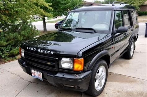 how cars run 1999 land rover discovery series ii parental controls purchase used 1999 land rover discovery series ii sport utility 4 door 4 0l runs great 7 seats