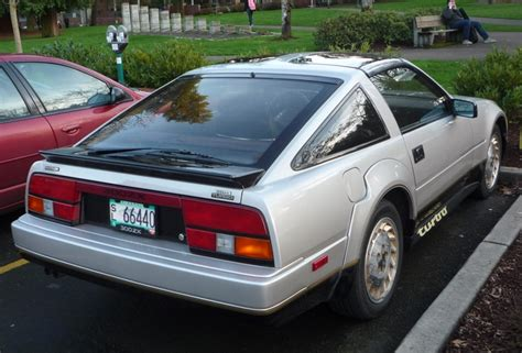 1984 nissan 300zx turbo curbside classic 1984 nissan 300zx turbo the