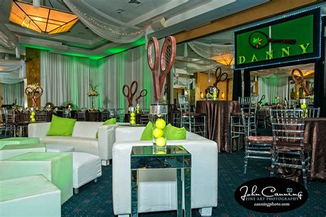tennis themed events have a ball with these tennis theme bar and bat mitzvah