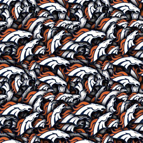 pattern maker denver denver broncos pattern