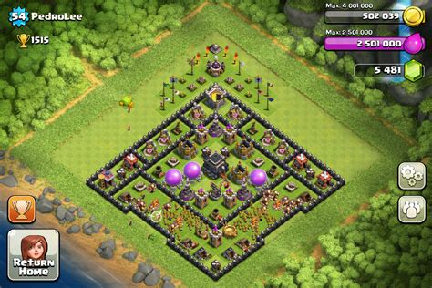 layout design for clash of clans clash of clans funny bases newhairstylesformen2014 com