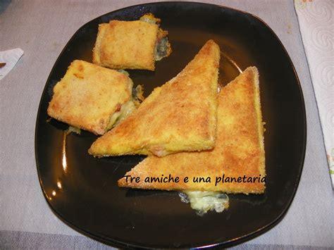 calorie mozzarella in carrozza mozzarella in carrozza al forno tre amiche e una planetaria
