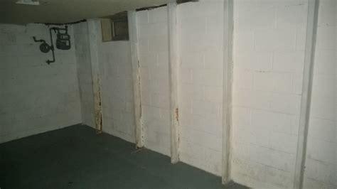 bracing basement walls home design inspirations