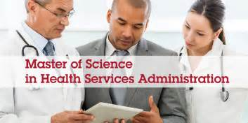 Mba Colleges For Hospital Administration by Health Services Administration Ms Health Management