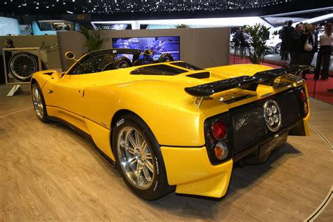 pagani zonda price tag pagani huayra roadster lowers its roof in geneva makes us