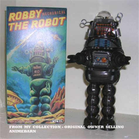 billiken robby the robot billiken robby the robot wind up tin with