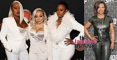 kandi burruss xscape group xscape changes name signs to caa without kandi burruss