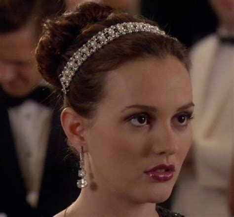 hairstyles with jeweled headband 716 best images about blair waldorf on pinterest seasons