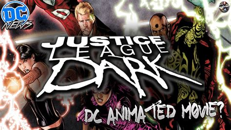 dc confirms justice league dark animated film with matt justice league dark next dc animated movie youtube