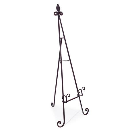 Decorative Easels For Pictures Iron Floor Easel Ebay
