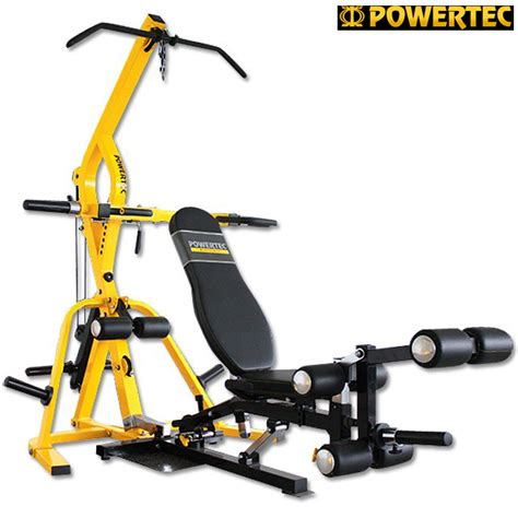work bench ls posilovac 237 stroj powertec wb ls workbench leverage gym