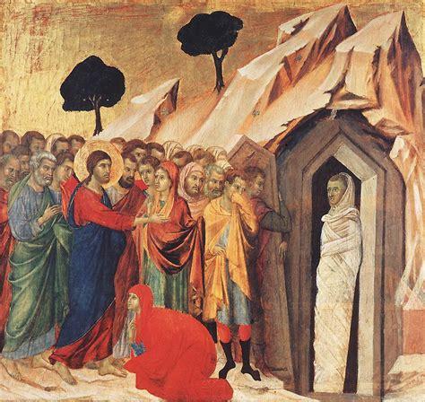 duccio betrayal of christ story the walking dead st paul s church blog