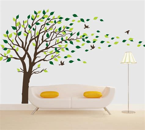 Brown Tree Wall Decal Nursery Anber Official Website
