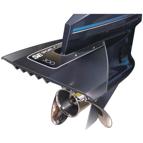 installing hydrofoil on boat sport marine technologies se sport 300 performance marine