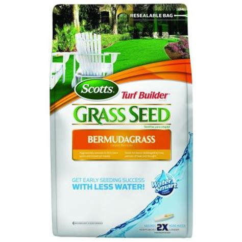 grass patches home depot scotts turf builder 5 lb bermuda grass seed 18253 the