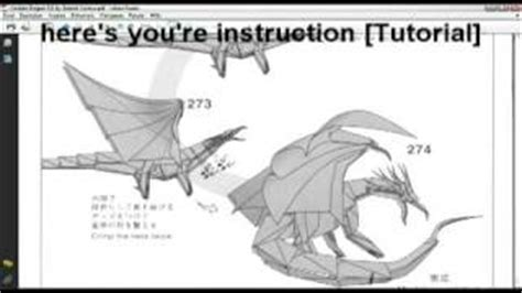 Origami Ancient Pdf - ancient origami instructionsancient origami