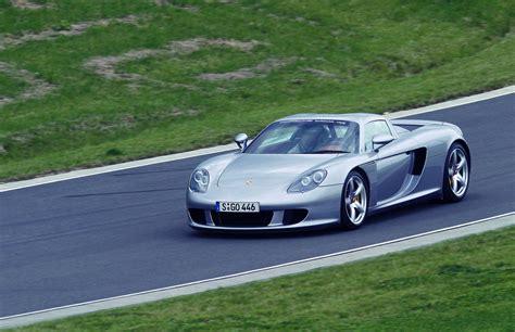 Porsche Carrera Gt Top Speed by 2004 2007 Porsche Carrera Gt Picture 630994 Car