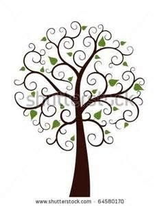 decorative family tree template anniversary on 18 pins