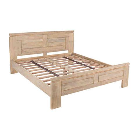 letto country letti country chic legno massello teak prezzi e offerte on