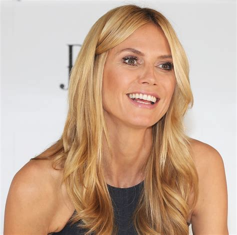 Heidi Klum by Heidi Klum Casually Flashes On The