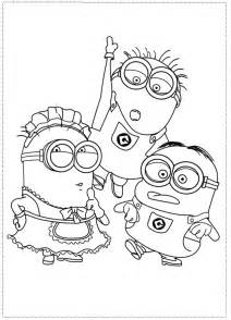 coloring pages free printable despicable me printable coloring pages az coloring pages