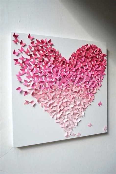 craft ideas to decorate your home 34 amazing wall art ideas you can do yourself to bring a