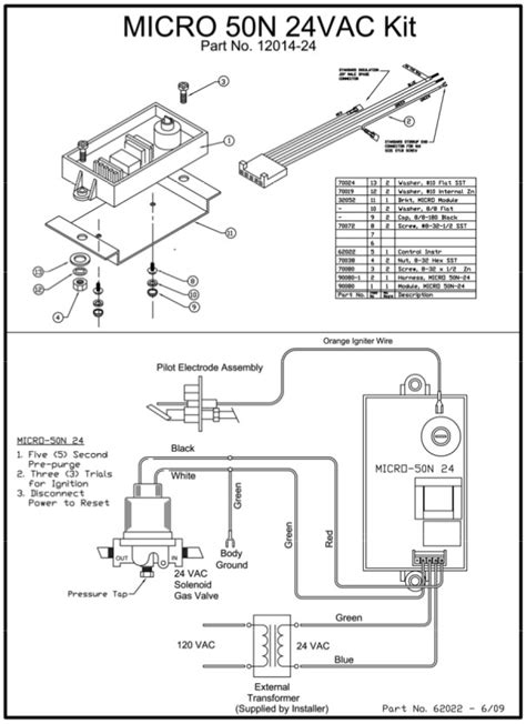 100 gas furnace spark ignition controls how to