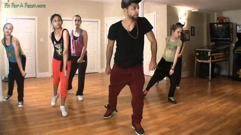 tutorial dance contemporary hip hop dance tutorial hip hop combo lesson part 1 youtube