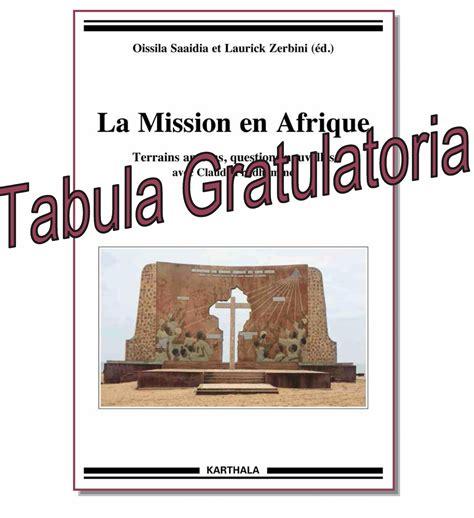 laurick zerbini souscription autour de claude prudhomme la mission en
