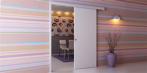 porte scorrevoli esterne muro prezzi kit per porte scorrevoli esterno muro eclisse