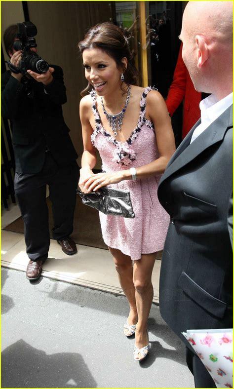 Longoria In Chanel by Fashion Faceoff Chanel Dress Photo 475761 Longoria