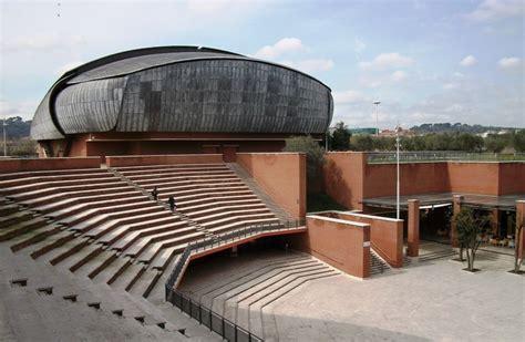 Casa Della Musica Roma by Auditorium Parco Della Musica