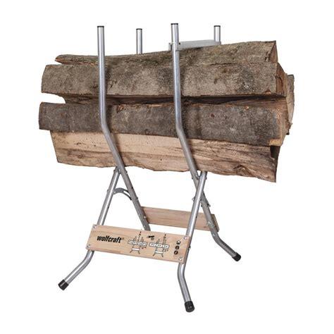 gestell zum holz schneiden wolfcraft 5119000 soporte para cortar le 241 a con