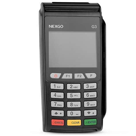 mobile payment software compact mobile payment terminal g3 exadigm