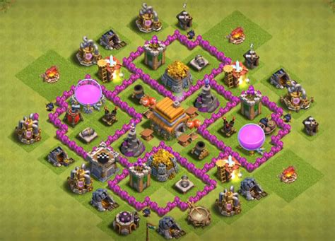 layout coc farming th6 th6 base design www pixshark com images galleries with
