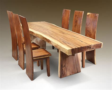 wood dining room tables and chairs indogemstone solid wood chairs